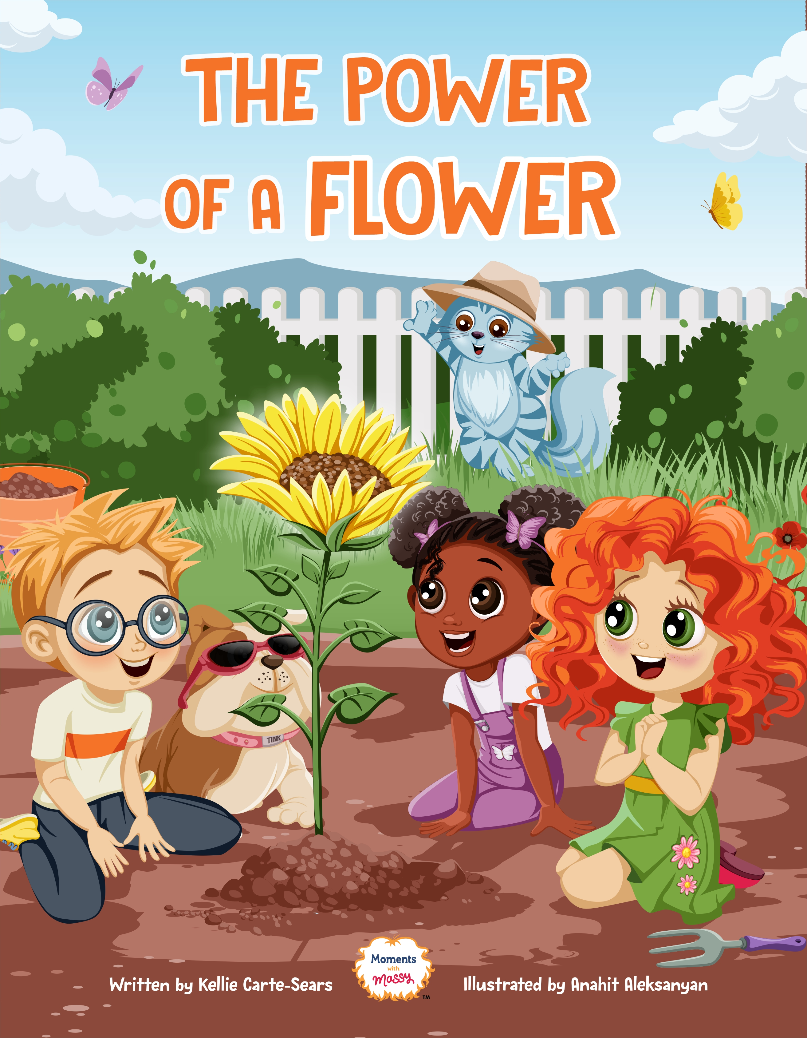 Pre-Sale: The Power of a Flower