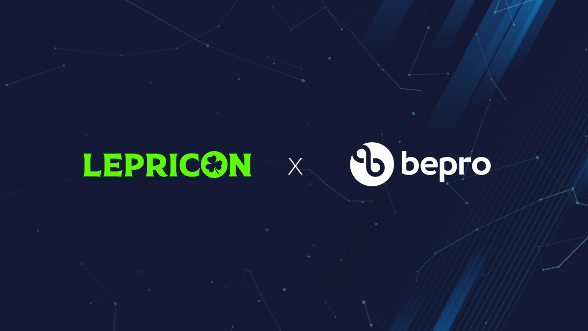 BEPRO Network Signs Lepricon as a Client for Prediction Markets!