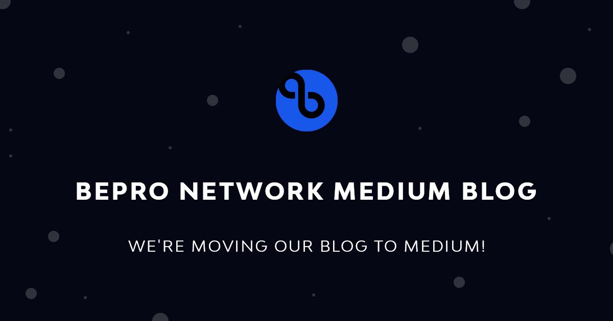 BEPRO Network Medium Blog