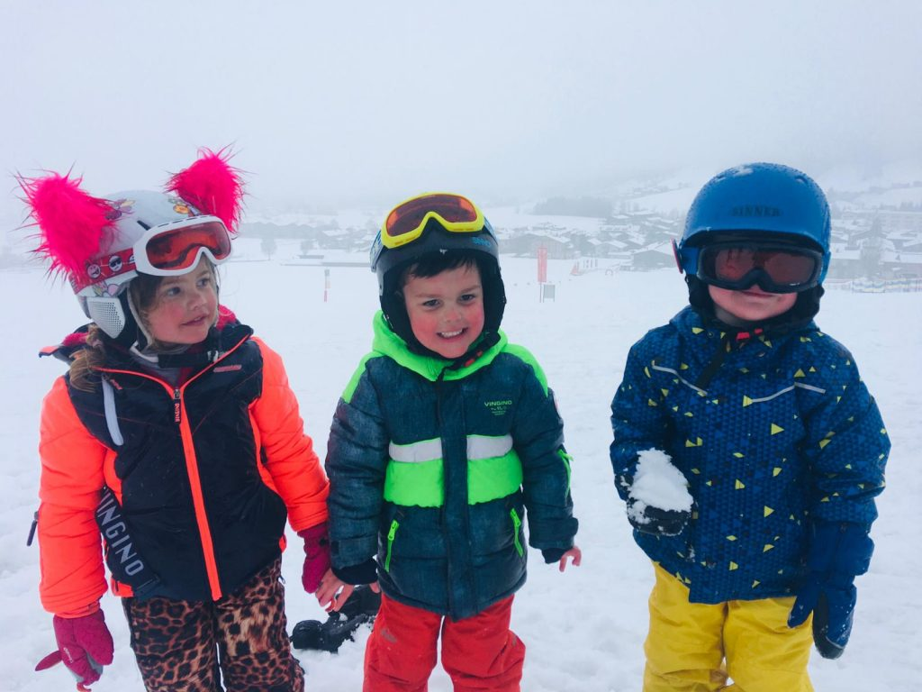 Kinderen-op-wintersport
