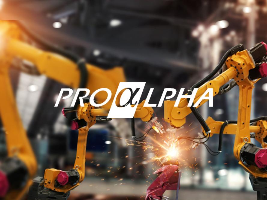 Leadgenerierung für proALPHA