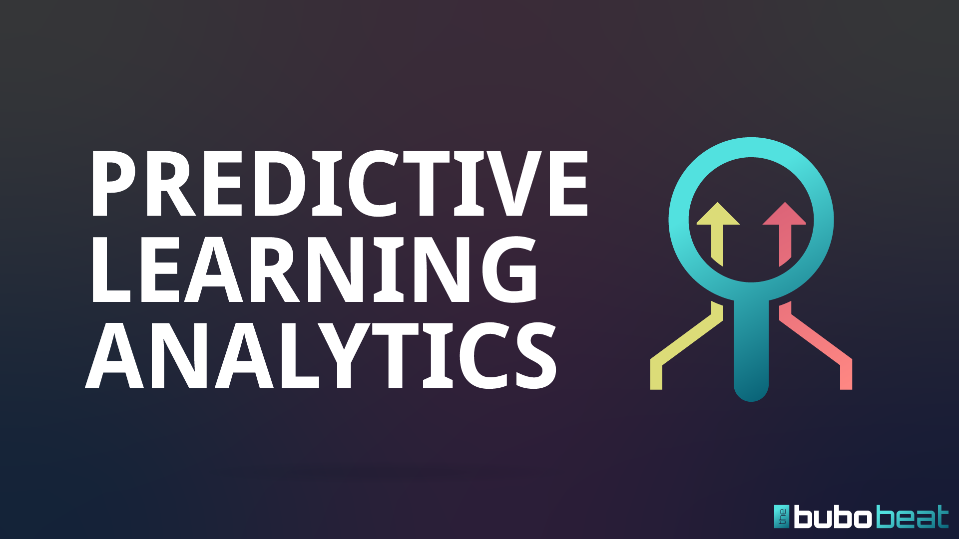 Predictive learning analytics