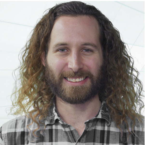 Jeremy is our lead animator and puppeteer. He creates assets in all Adobe Suite applications and assists in course production during the final development.