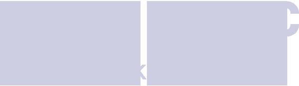 Blue spec marketing logo