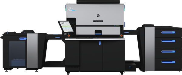 HP Indigo 7R Digital Press has renowned digital offset print quality