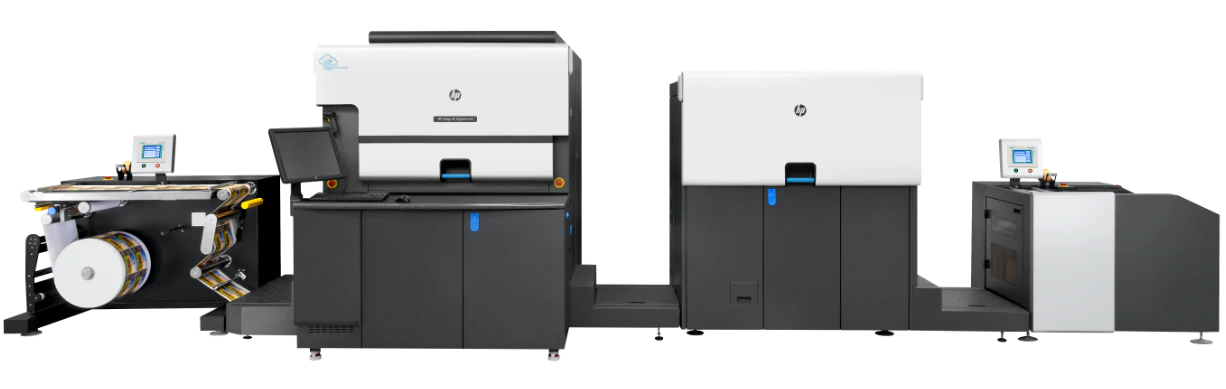 HP Indigo WS6800 Digital Label Press is the industry-leading printing solution for mid-volume labels and packaging production