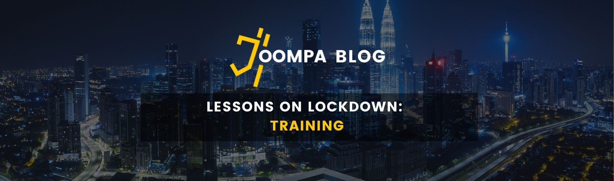 Lessons on Lockdown: Training