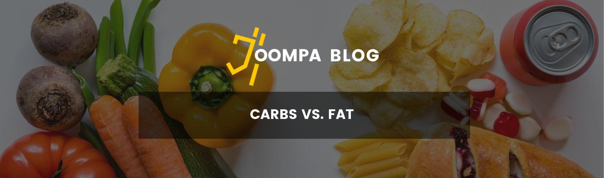 Carbs vs Fat