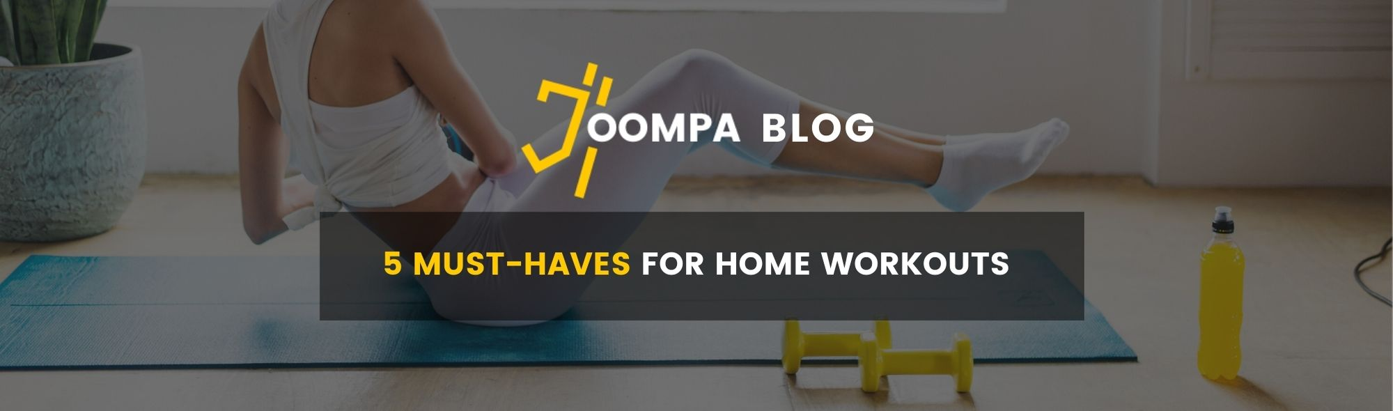5 Must-Haves for Home Workouts