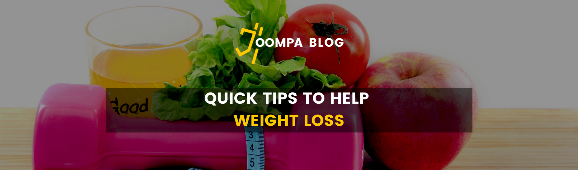 Coach Kazaf's Quick Tips to Help Weight Loss