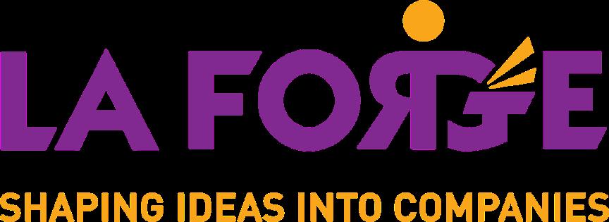 EPFL Innovation Park's La Forge logo