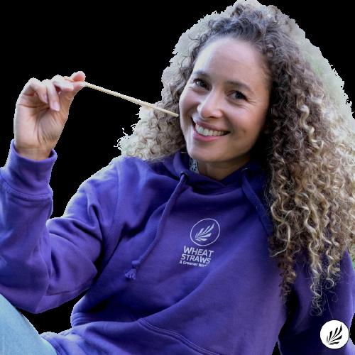 sweater_purple_hoodie_eco_wheat_straws_logo_collection_logo_stirrer_logo_cotton_bud_logo