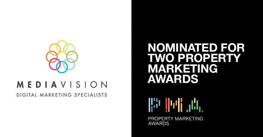 MediaVision Nominated for Property Marketing Awards