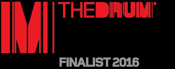 The Drum Marketing Awards Finalist 2016