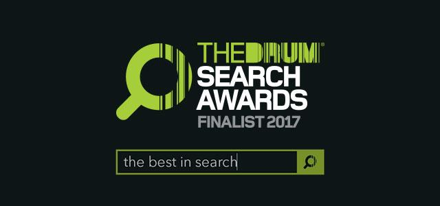 The Drum Search Awards Finalist 2017