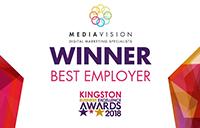 Kingston Business Awards Winner Best Employer