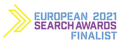 3 Nominations at the European Search Awards 2021