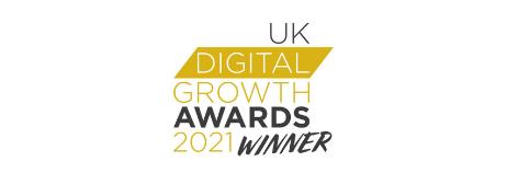 UK Digital Growth Award Best Use of Data