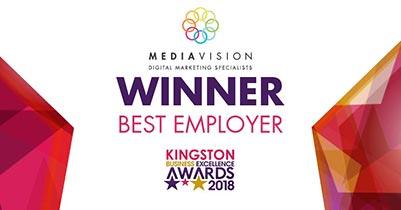 Best Employer Award logo