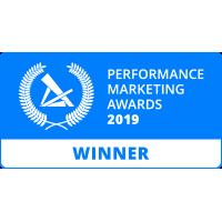 Performance Marketing Awards logo