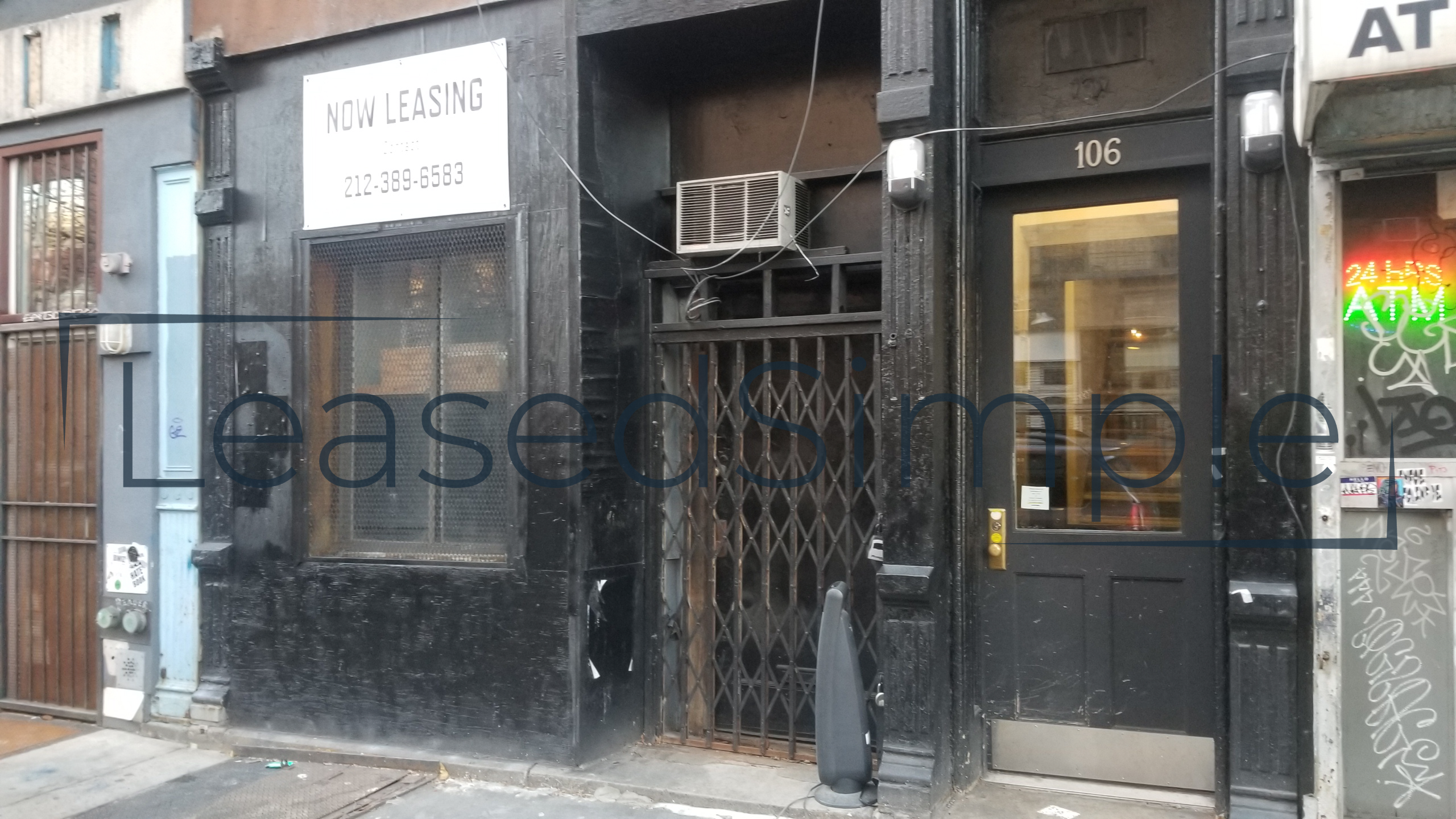 Retail Space For Lease By Owner