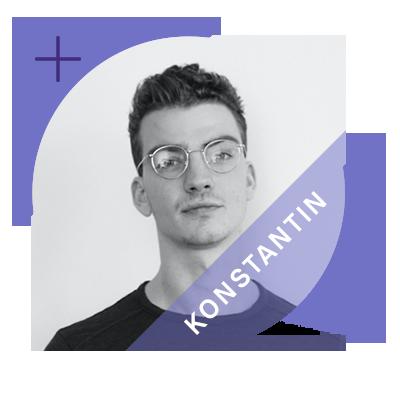 Portrait of Konstantin