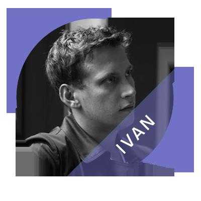 Portrait of Ivan