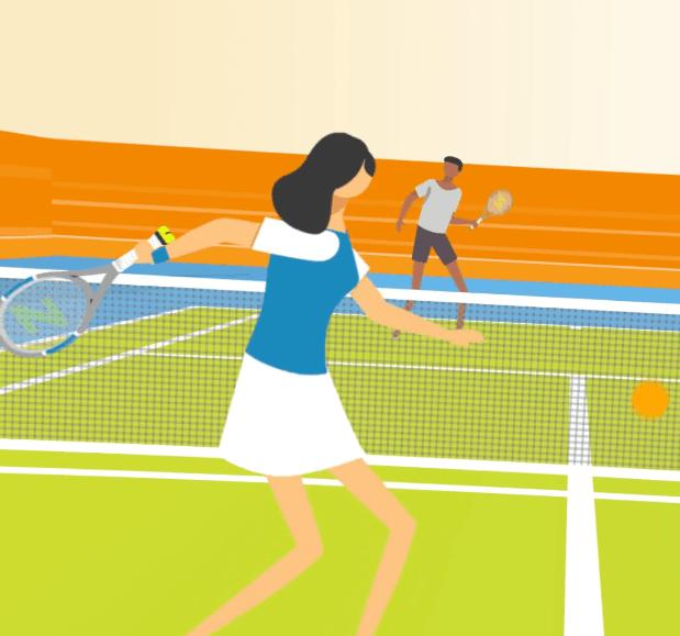 Zepp App - Tennis Stats