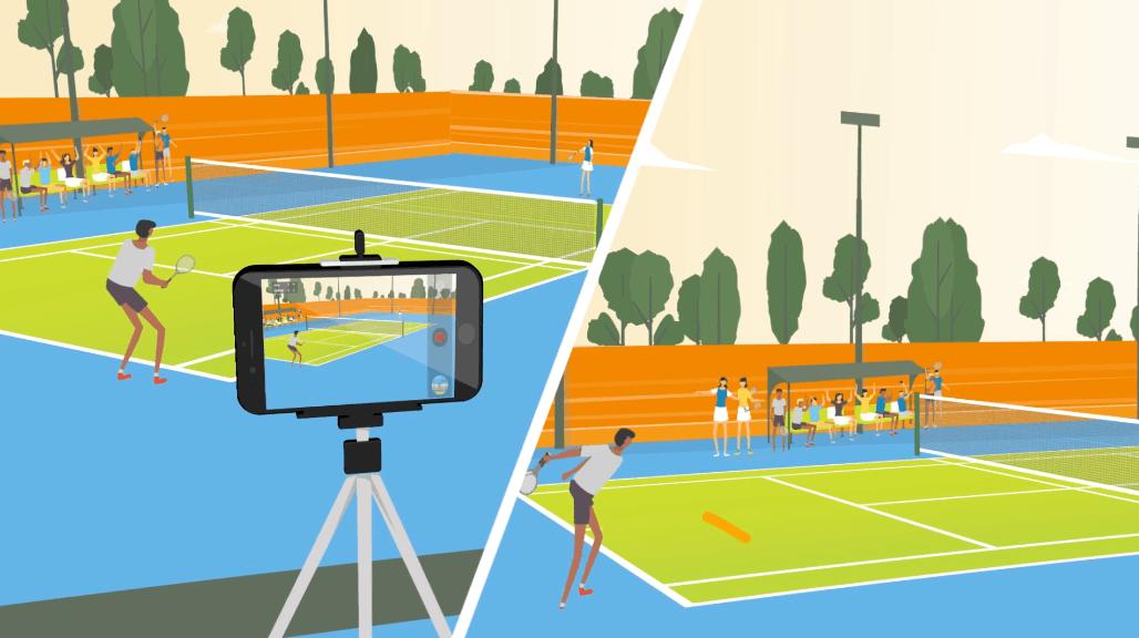 Zepp App Tennis