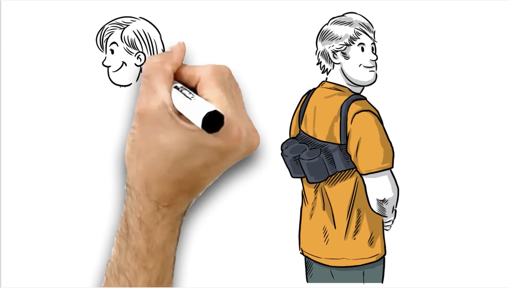 Why Are Animated Whiteboard Explainer Videos Psychologically Satisfying?