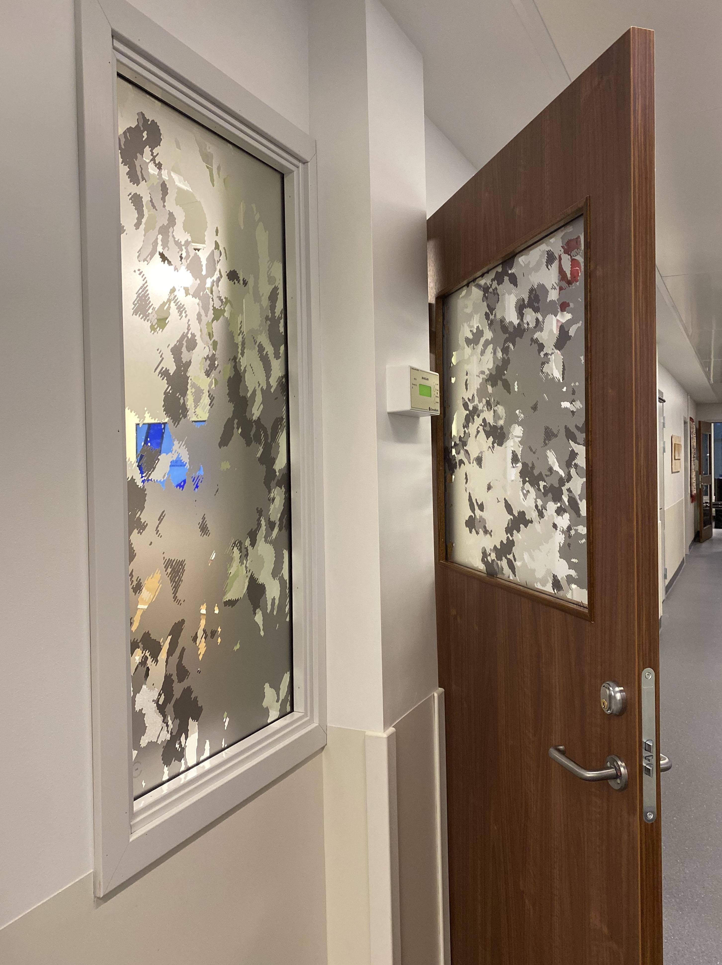 inside the psychiatric ward of Nacka hospital