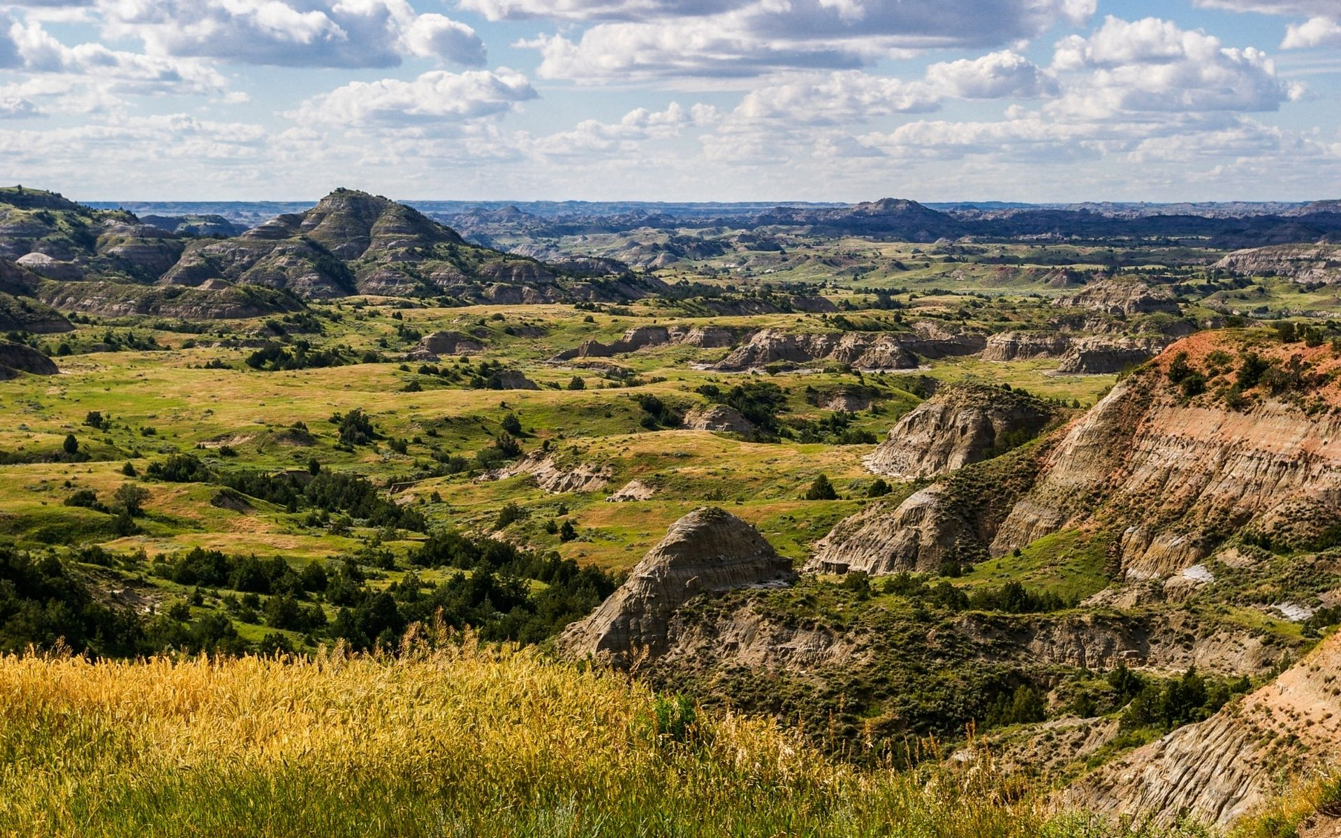 Beautiful North Dakota