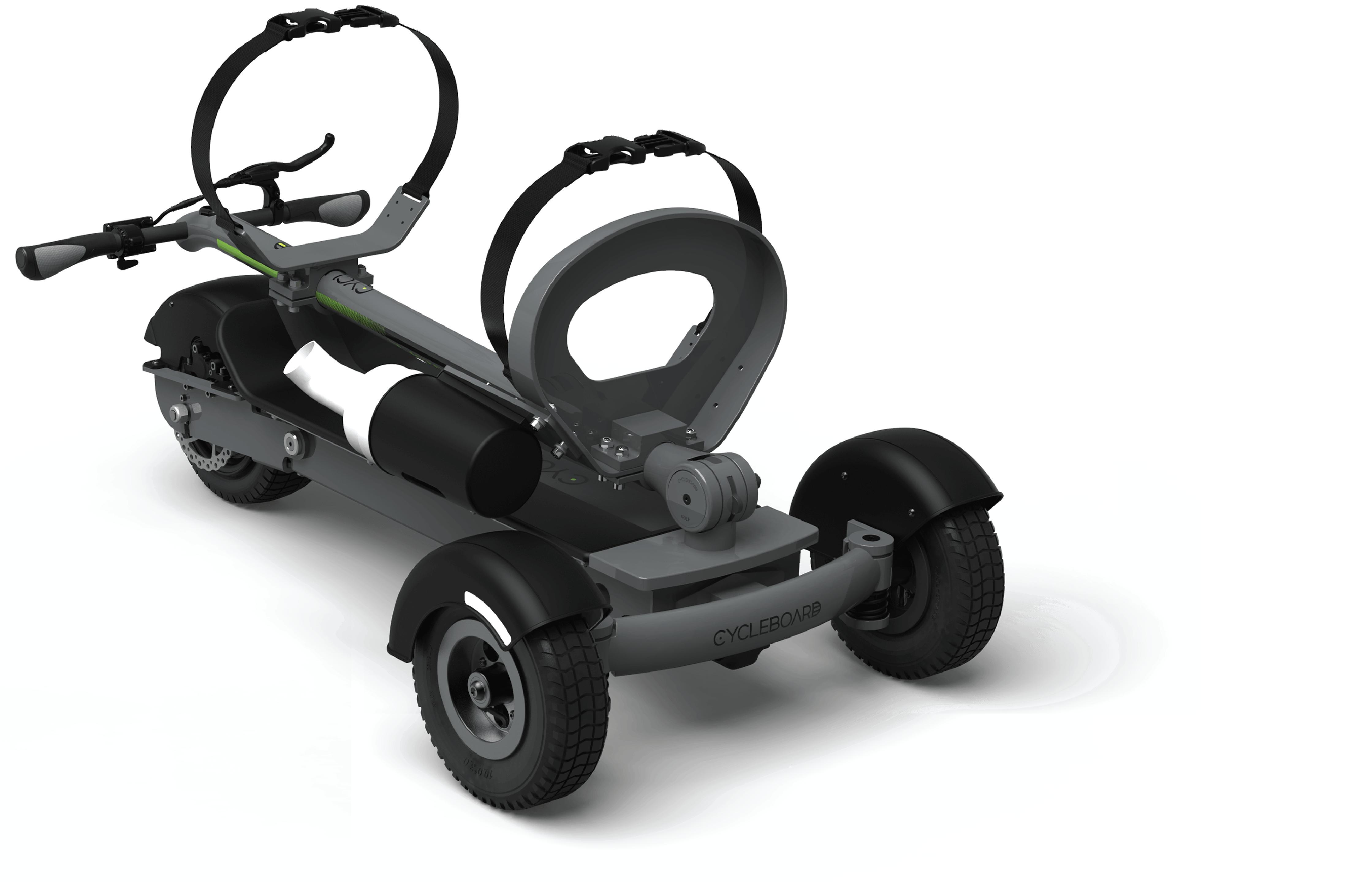 CycleBoard Golf Vehicle