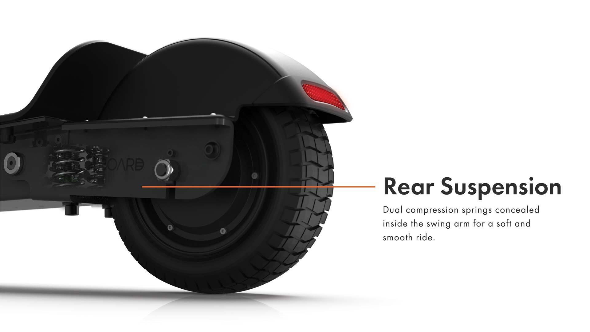 Rear Suspension Board