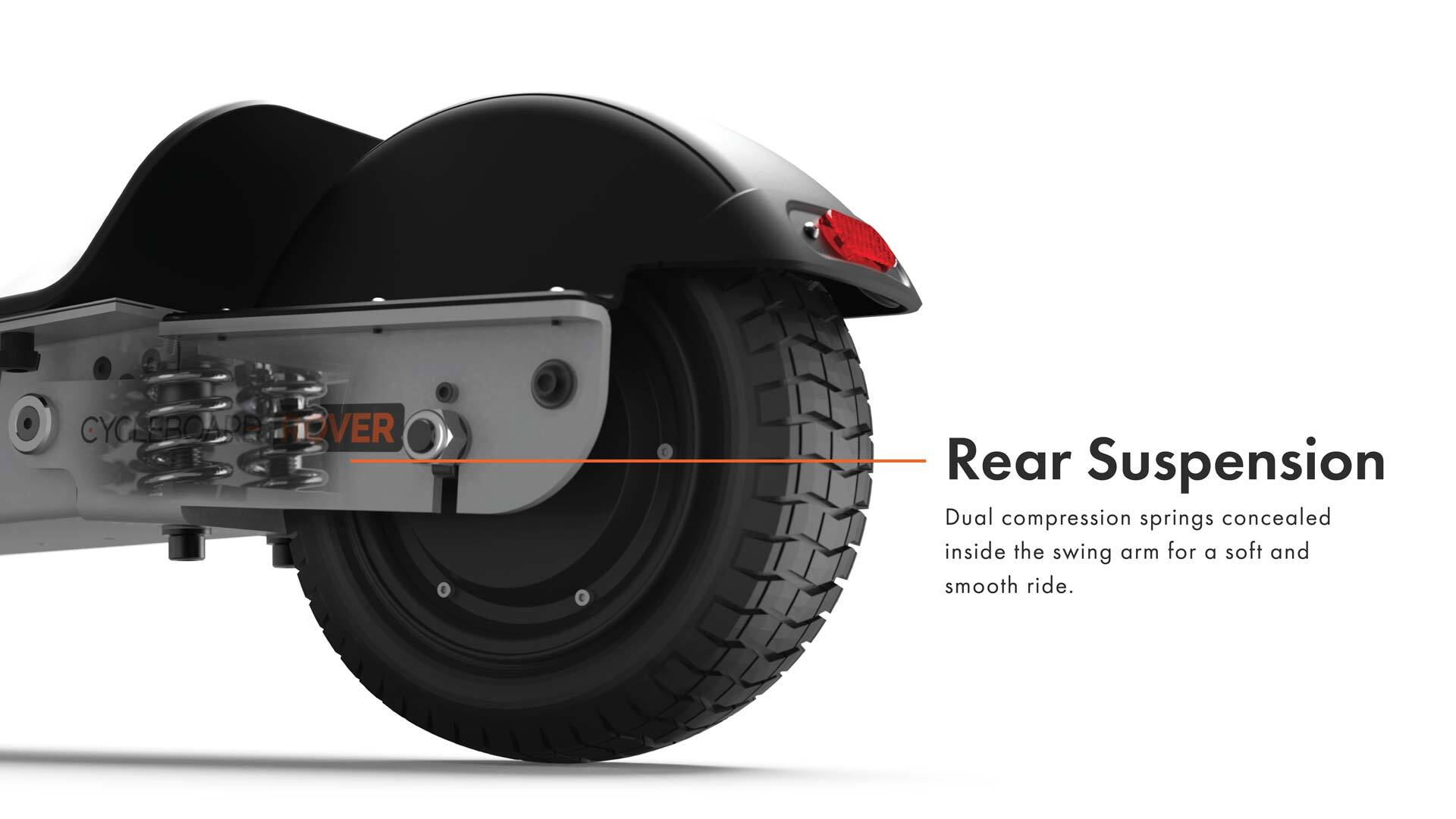 Rear Suspension Rover