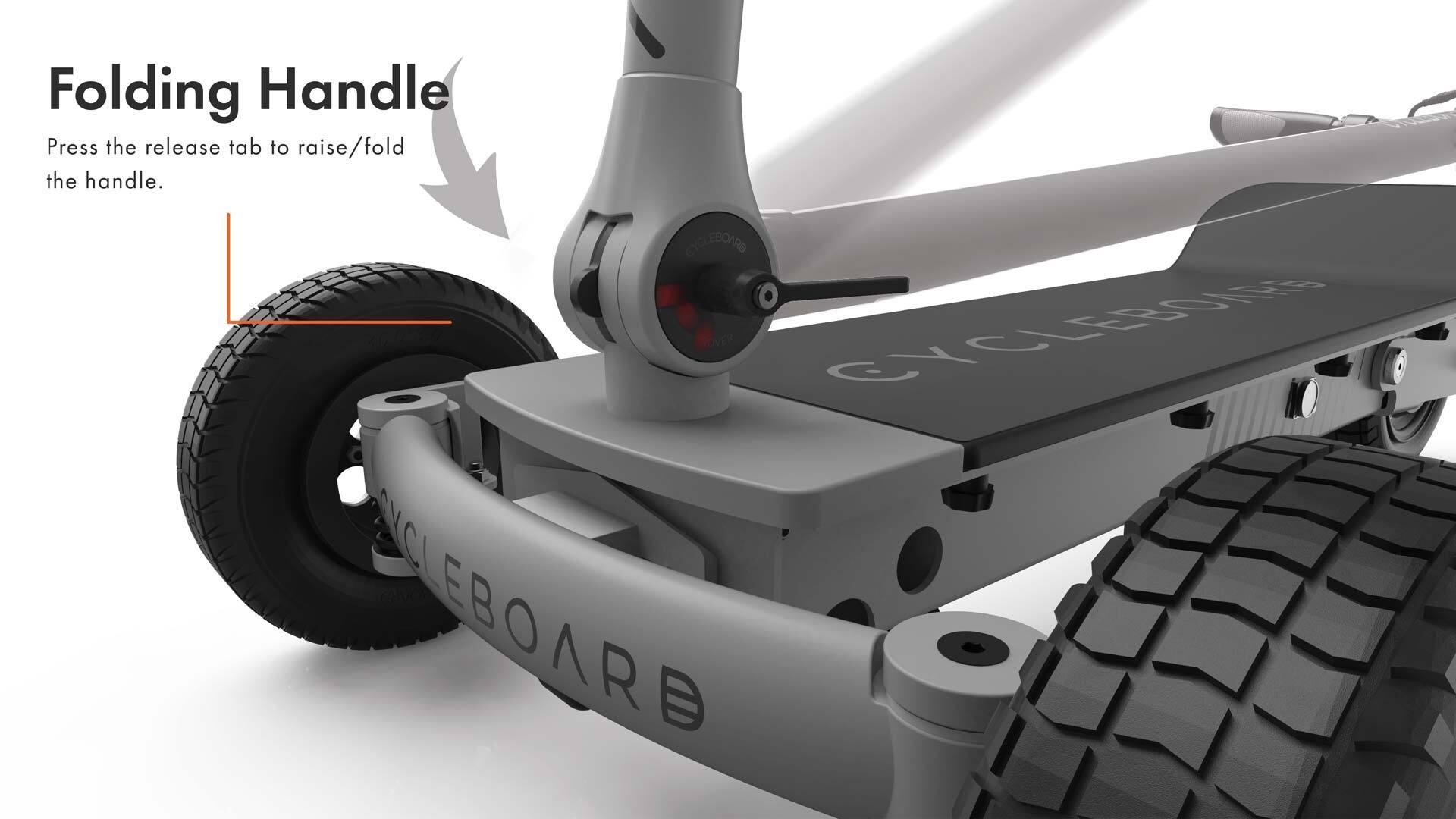 Rover Folding Handle
