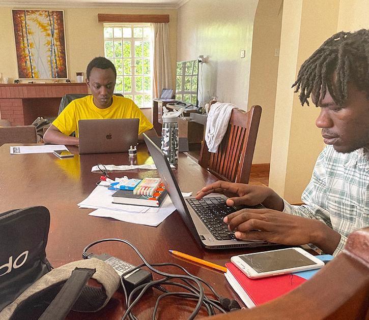 Shamiri Nairobi team