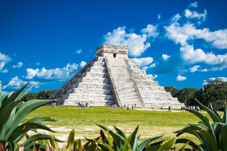 majevske piramide