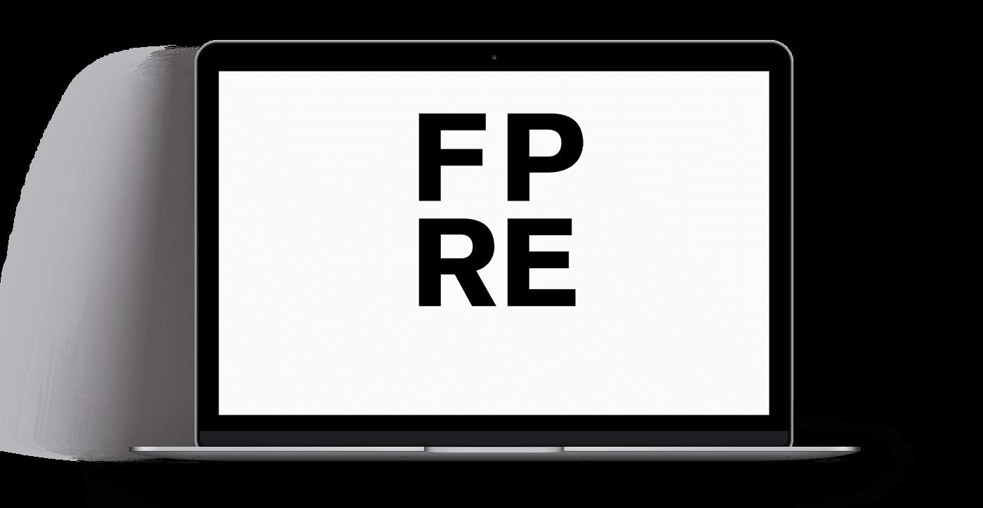 FPRE Real estate appraisal