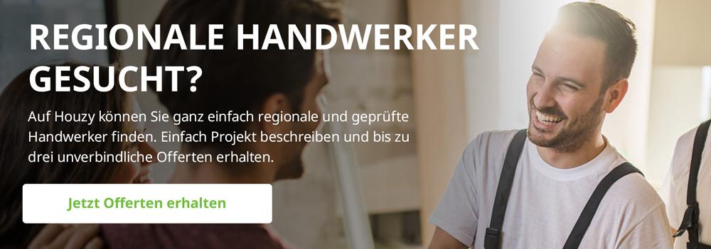 Regionale Handwerker auf Houzy