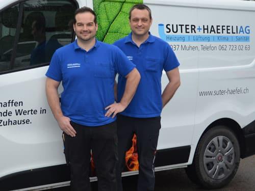 Suter + Haefeli AG