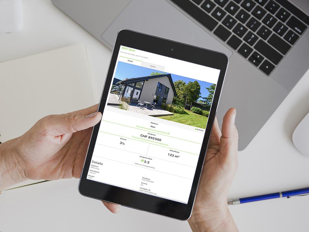 Haus verkaufen:Schreiben Sie Ihr Haus oder Ihre Wohnung online aus.