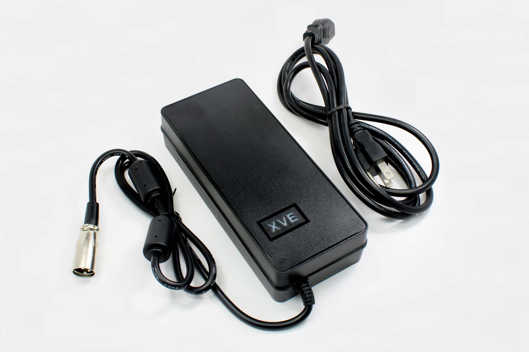 48v 2 Amp Battery ChargerUS Standard outlet Plug *Compatibility: Sport / Elite / Elite Pro