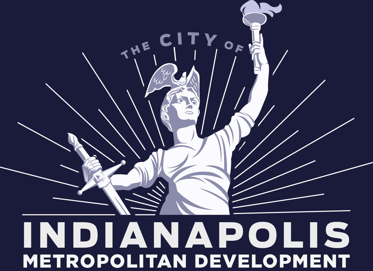 Indiana Metropolitan Development logo