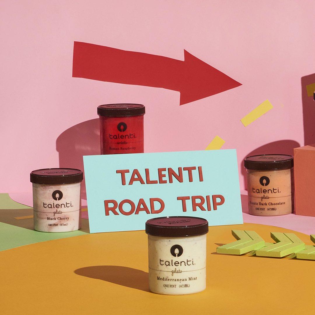 Talenti New Flavors