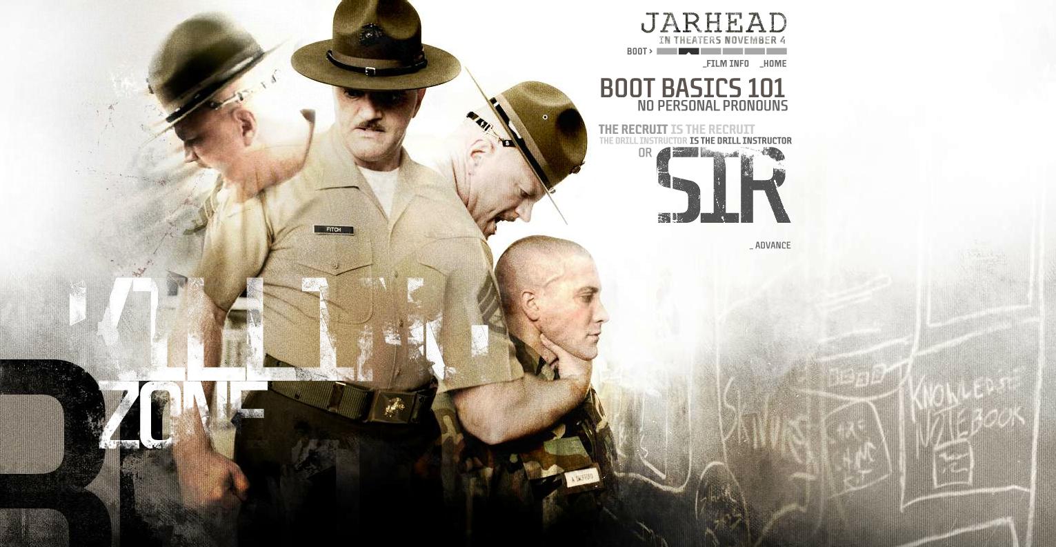 Jarhead Website