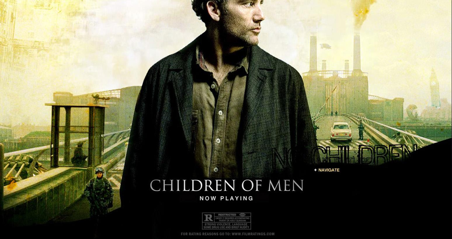 Children of Men Website