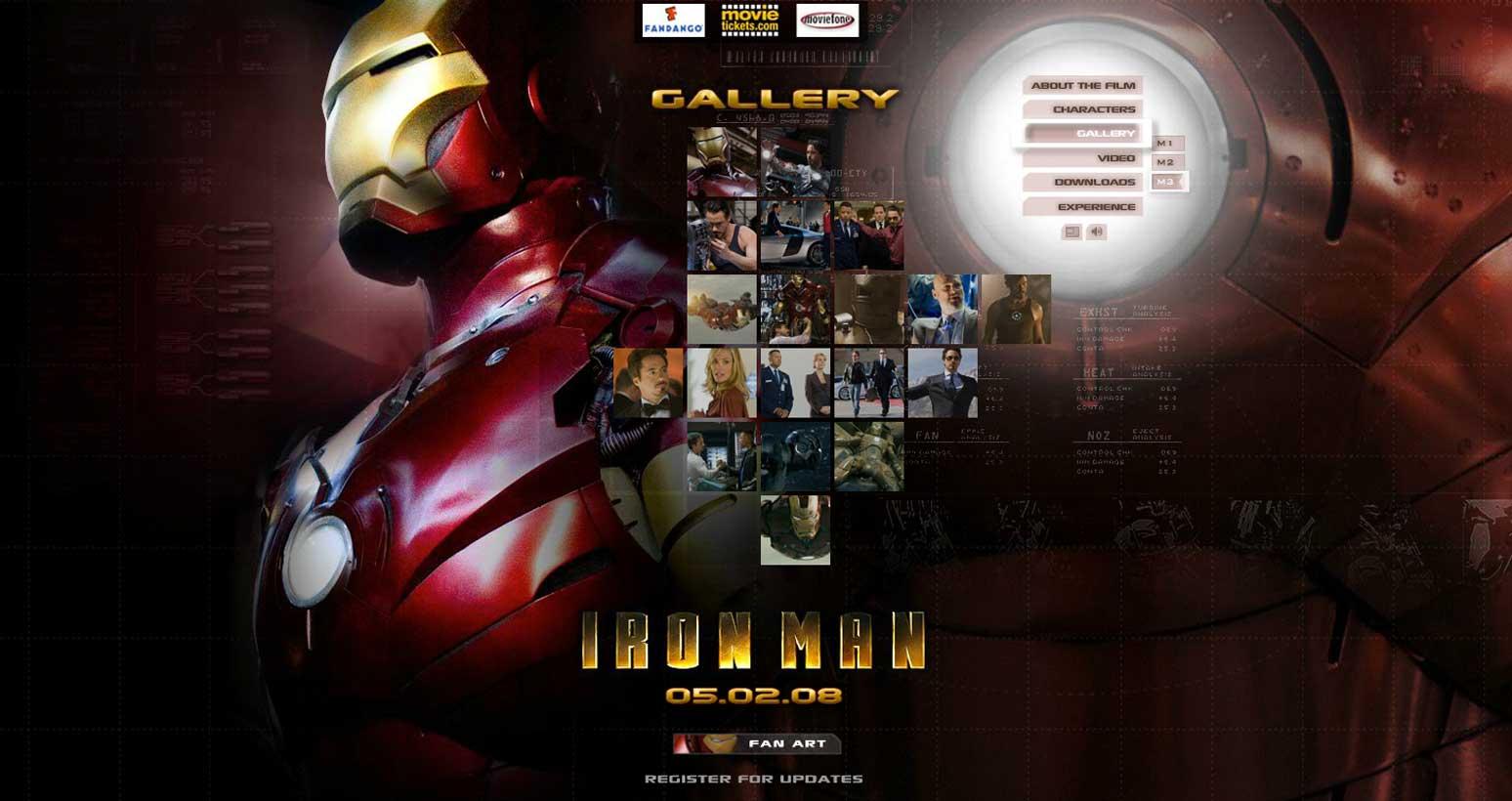 Ironman Website