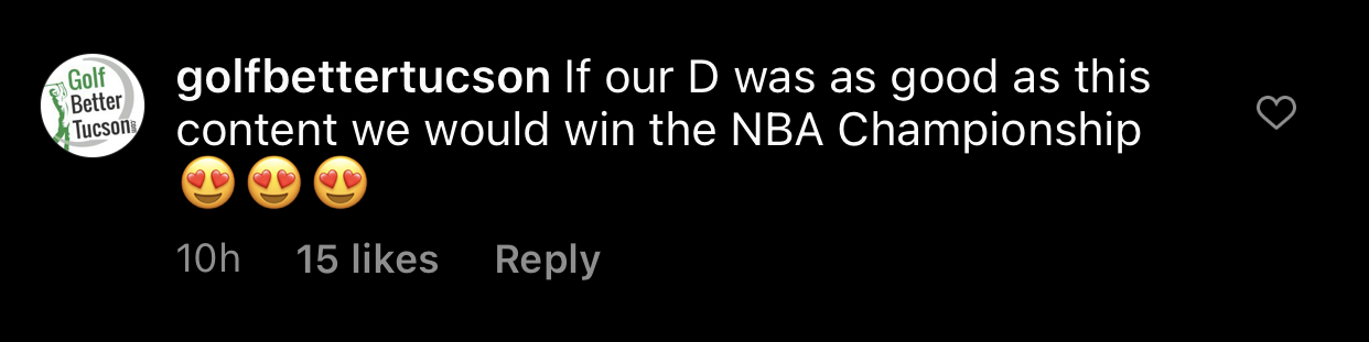 Timberwolves comment