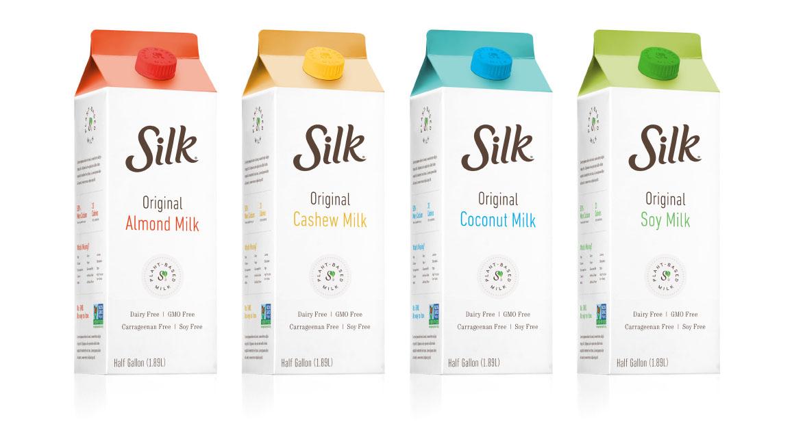 Silk repackaging
